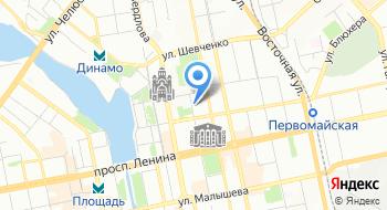 ГБУЗ СО Свердловский областной центр по профилактике и борьбе со СПИД на карте