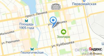 Оптово-розничная компания Седос Групп на карте