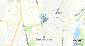 Уралрезинотехника на карте