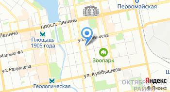 Электронный путеводитель по Уралу Наш Урал на карте