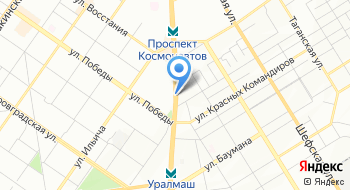 ЕвразияУралТорг на карте