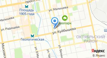 УралТрансКомБизнес Уткб на карте