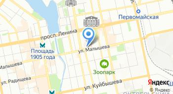 Квадрокоптеры Екатеринбург на карте