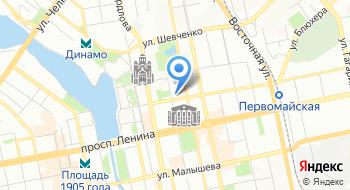 АКР на карте