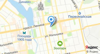 Средуралметпром-Инжиниринг на карте