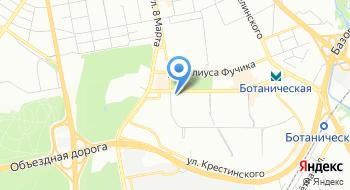 Интернет-магазин dubbochka.ru на карте