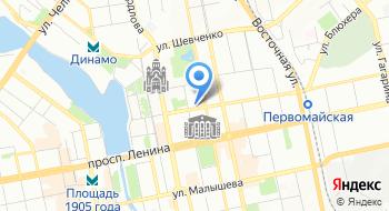 Научно-проектная фирма Эко-Проект на карте