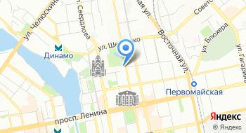 Юристройинвест на карте