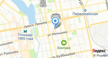 Группа компаний Антей на карте