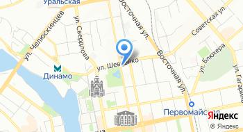 Конфи на карте