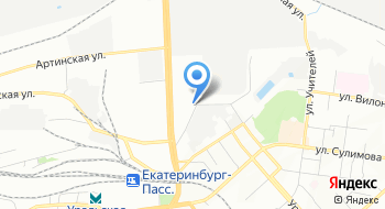 ЮМВенд на карте