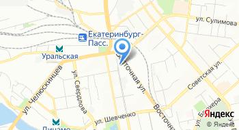 Интернет-магазин Delutex на карте