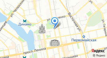 Кафе Прокофий на карте