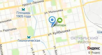 Коллекторское агентство Содействие на карте