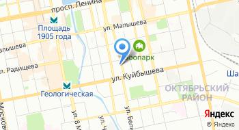 УГМК Перспектива на карте