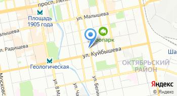 Метрологическая лаборатория на карте