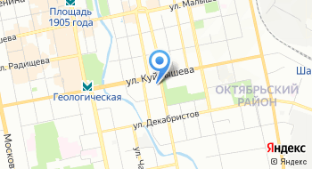 Экспресс-стиль на карте