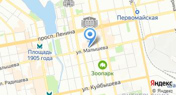 Vизаntия на карте