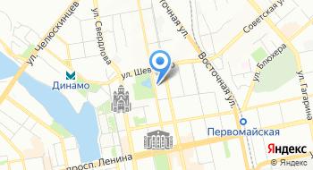 Железнодорожный РОСП г.Екатеринбурга на карте