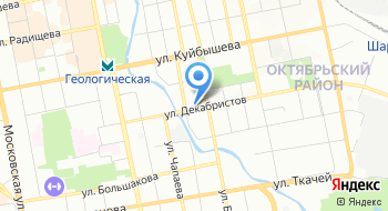 Шашлыкян и шампуридзе на карте