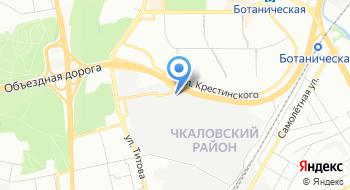 ВТК Велес на карте