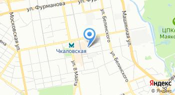 Школа Жизни на карте
