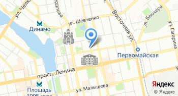 ФГБУН Институт горного дела Уральское отделение Российской академии наук на карте