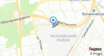 Оргстекло-АС на карте