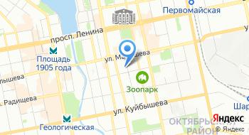 Трест-паркинг на карте