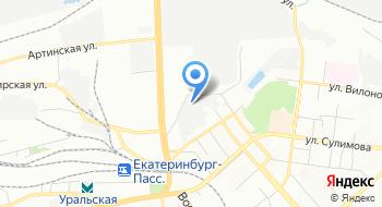 НАКС-Урал на карте