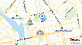 Арбитражный суд Свердловской области на карте