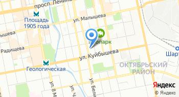 Технология 2000 на карте