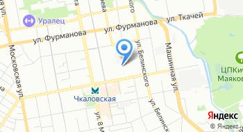 СК МеталлМонтажСтрой на карте