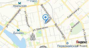 Биг-бенд Виталия Владимирова на карте