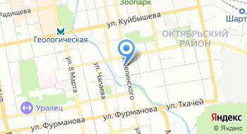 УКС ГРУП на карте