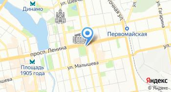 Коворкинг Freedom на карте