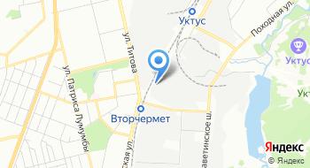 Анэкстим на карте
