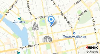 Интернет-магазин 1001straz.ru на карте
