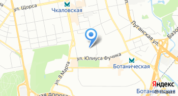 Психолог-консультант Сергей Старостин на карте