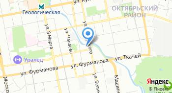 Финком на карте