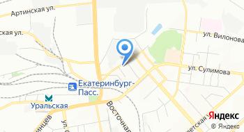 УралЭнергоСнаб на карте