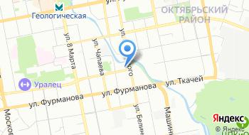 ТБС-Екатеринбург на карте