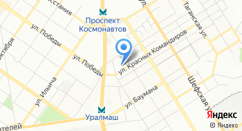 Автоцентр Мускул Кар на карте