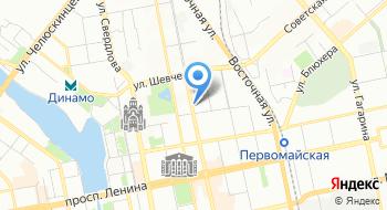 Салон Очки на карте