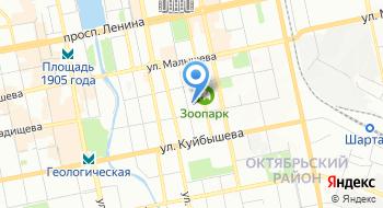Специализированное монтажное управление №5 на карте
