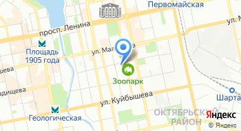 Дом Квестов на карте