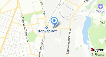 Стрелковая Ассоциация Урала на карте