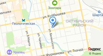 Студия Бурусова на карте