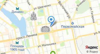 Интернет-магазин 4Autoshop на карте