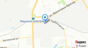 Сервисный центр Канистра на карте